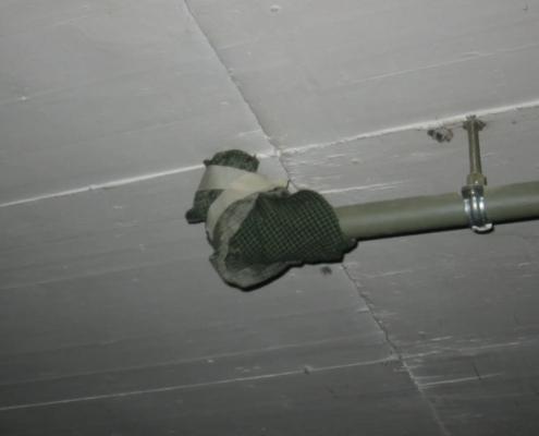 MPS abgedeckter Sprinkler
