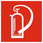 MPS Symbol Brandschutz