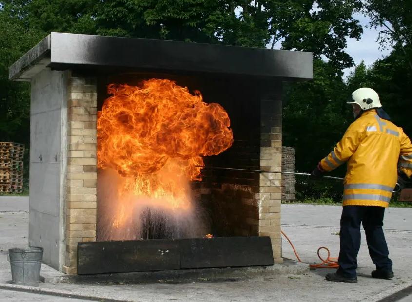 Brandschutz Schulung Feuer