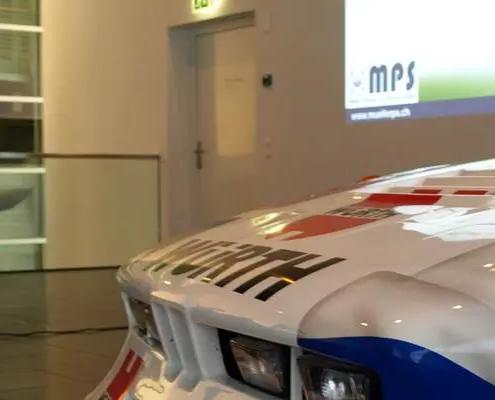 MPS Formel 1 Sauber Arbeitssicherheit