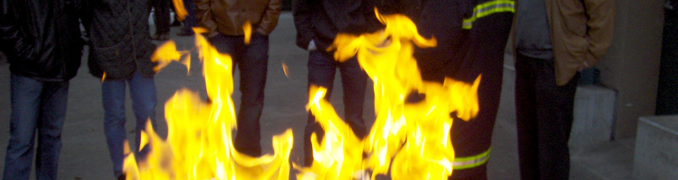 Organisatorischer Brandschutz, Sicherheitskurs, SIBE 1500x400